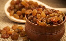 Top 9 Công dụng tuyệt vời của nho khô đối với sức khỏe
